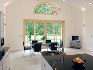 Four Panel Sliding Door :  Windows  by Marvin Architectural