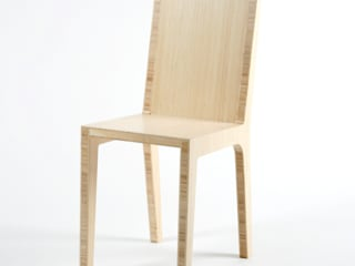 Bamboo chair par Studio Lara de Greef Moderne