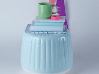 Cupcake Tabouret par Studio Lara de Greef Moderne