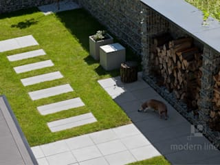 Modern Line Сад