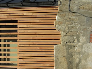 Casas de estilo minimalista de Bertin Bichet Minimalista