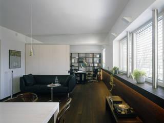 Wohnen im Passivhaus:   von ARCHITEKTURBÜRO KADEN