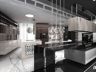 ARTDESIGN architektura wnętrz Espacios comerciales de estilo moderno