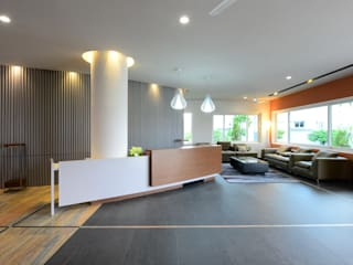 Club House, Residential Apartments Hyderabad by Mohan Consultants