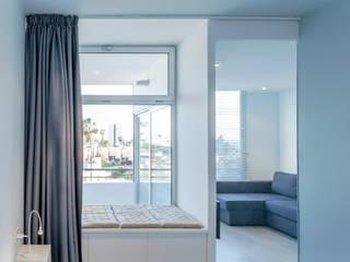apartamento los ágaves Dormitorios de estilo minimalista de Esteban Rosell Minimalista