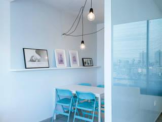 apartamento los ágaves Comedores de estilo minimalista de Esteban Rosell Minimalista