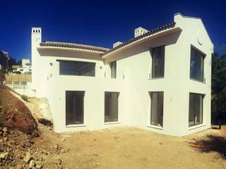 Villa Elviria 4.9.5, Marbella Benjumea Arquitectos Casas de estilo clásico