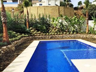 Villa Elviria 4.9.5, Marbella Benjumea Arquitectos Piscinas de estilo clásico