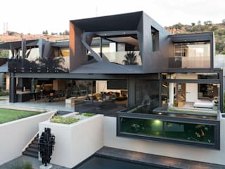 Houses by Nico Van Der Meulen Architects , Modern