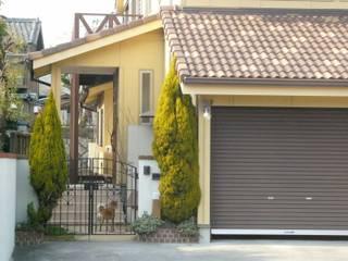 Tさんの家: 小栗建築設計室が手掛けた家です。,ラスティック