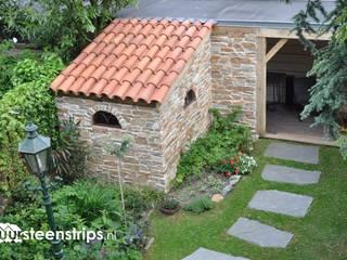 The Flagstone Company BV Mediterranean style garden