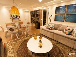 Artenova Interiores Modern living room