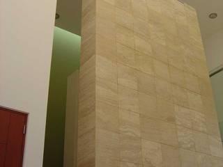 Paredes y pisos de estilo moderno de SANTIAGO PARDO ARQUITECTO Moderno