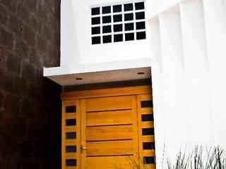 Casa Habitación - T.I Casas modernas de MATE - ARQUITECTOS Moderno