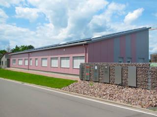 Büro Burgey Bau:  Bürogebäude von Burgey Bau GmbH