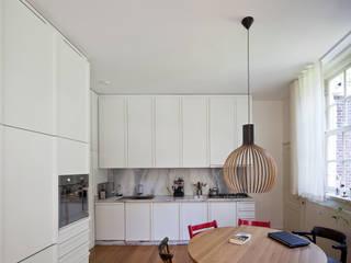Casa Leiden Cozinhas modernas por SAMF Arquitectos Moderno