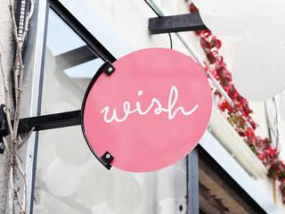 wish concept store:   por Mergulhar na cidade, lda