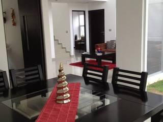 Modern Dining Room by SANTIAGO PARDO ARQUITECTO Modern