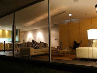 Living room by Interior 3 Arquitectura