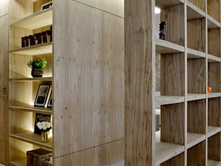 modern Study/office by Pestana Arquitetura Concept