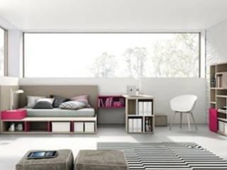 Dormitorios Dormitorios de estilo moderno de marina mobles Moderno