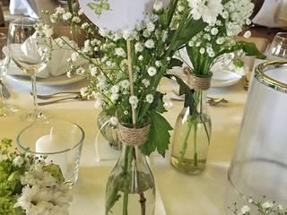 Hochzeitsdekoration : landhausstil Esszimmer von Ambiente