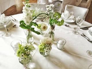 Hochzeitsdekoration : landhausstil Garten von Ambiente