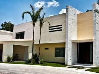 Casa Habitación - Lager Casas modernas de MATE - ARQUITECTOS Moderno