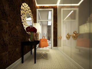 DZINE & CO, Arquitectura e Design de Interiores ห้องแต่งตัว