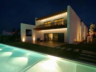 Maisons modernes par Visual Stimuli Moderne