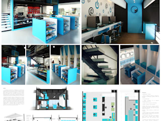 Studio 360 Modern commercial spaces