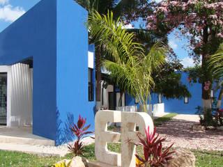 EP DE MEXICO Escuelas de estilo moderno de STUDIO 360 Moderno