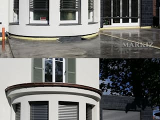 Markiz Serwis Windows & doorsBlinds & shutters Aluminium/Zinc