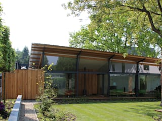 verandahuis helmond Moderne huizen van LAM a r c h i t e c t s Modern