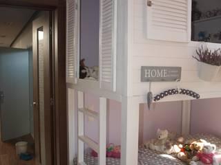 Unikatowy domek dla dziecka: styl , w kategorii  zaprojektowany przez Eko Bracia