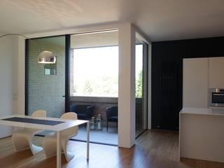 Andrea Gaio Design Balcones y terrazas de estilo moderno
