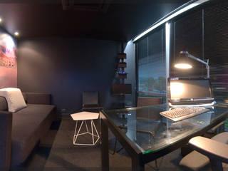 DESPACHO GERENCIA.. Estudios y despachos de estilo moderno de Estudio TYL Moderno