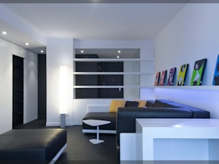 Estudio TYL Modern living room