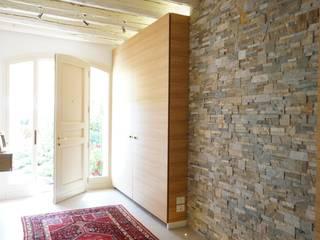 Andrea Gaio Design Pasillos, vestíbulos y escaleras de estilo moderno