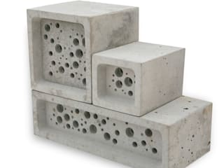 Bee Brick: modern  by Green & Blue, Modern