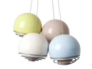 Birdball Belle Feeder: modern  by Green & Blue, Modern