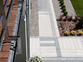Сад в стиле модерн от Modern Line Модерн