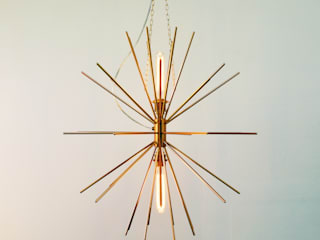 Lighting: modern  by Charles Lethaby Lighting, Modern