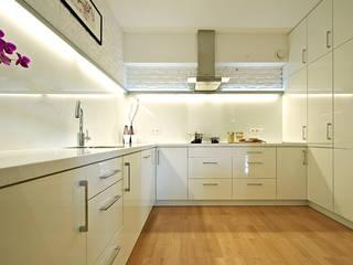 IDAFO projektowanie wnętrz i wykończenie Modern Kitchen