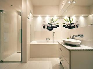 IDAFO projektowanie wnętrz i wykończenie Modern Bathroom