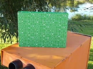 Kleines grünes Fotoalbum:   von scatoli