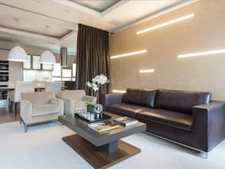 Ольга Райская Living room