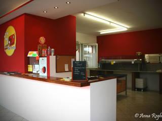モダンなレストラン の Studio HAUS モダン