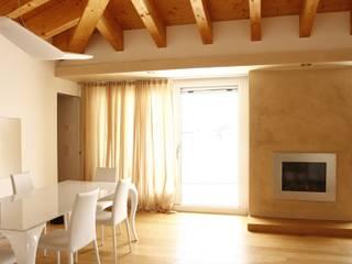 Andrea Gaio Design Comedores de estilo moderno