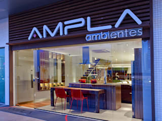 eclectic  by Ampla Ambientes, Eclectic